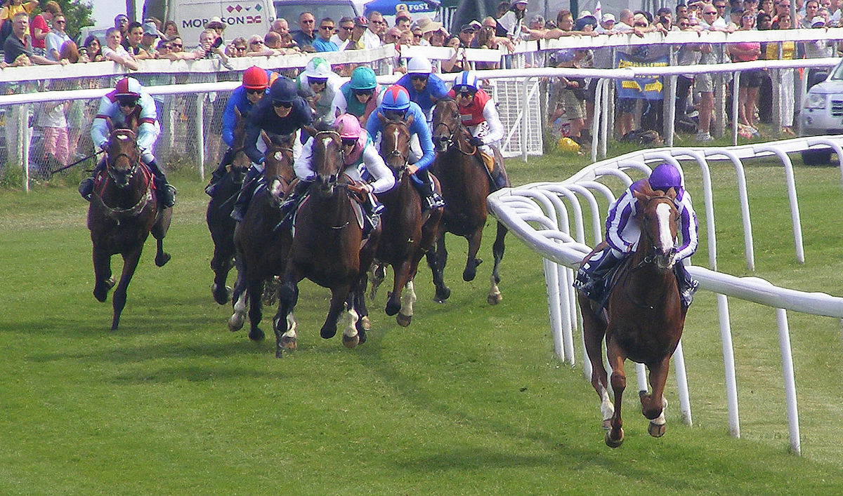 The Epsom Derby is one of the Funnest Races in the UK ... photo by CC user colinsite on Flickr